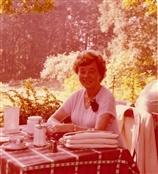 Foto Nr. 1 aus dem Fotoalbum in den 1980igern für Adele Wendt
